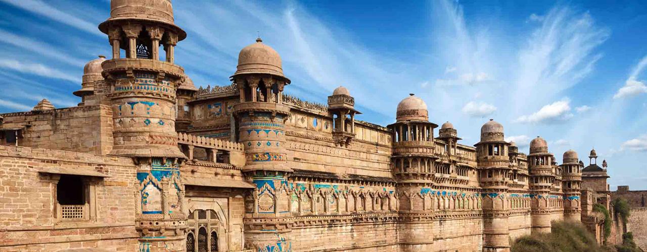 THE GREAT MONUMENTS OF CENTRAL INDIA
